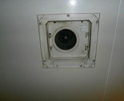 轟音がする浴室換気扇