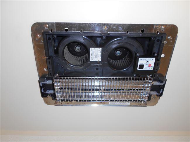 高木産業BF-151RX浴室暖房換気乾燥機本体