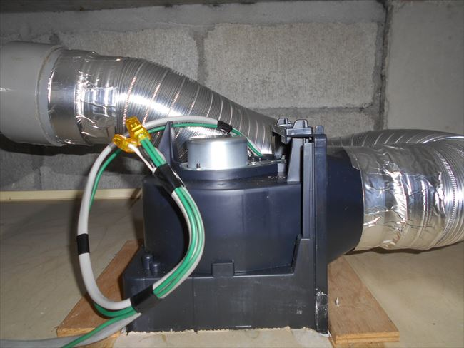三菱VD-10ZC11埋込換気扇