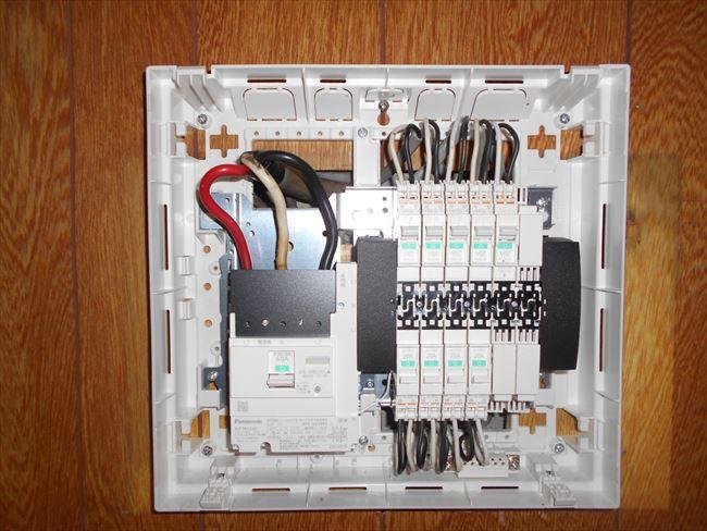 パナソニックBQR8684住宅分電盤
