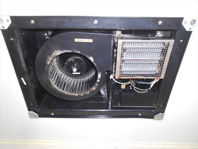 東芝JBU3000浴室換気乾燥機